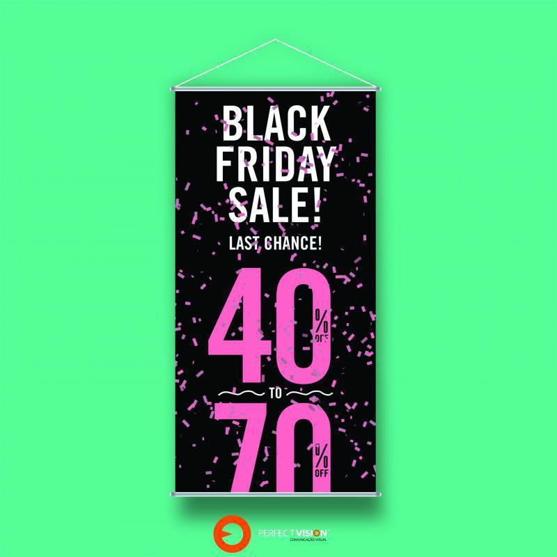 Banner para eventos preço