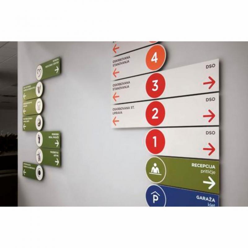 Comprar placas de sinalização